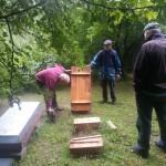 Die naturnahe Bienenkister der Mellifera