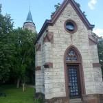Hochturm von Rottweil von hinten