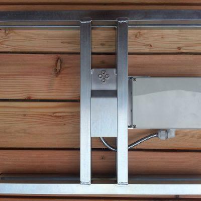 Stockwaage Beewatch Pure von oben