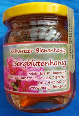 Alpenrosen Honig 250g