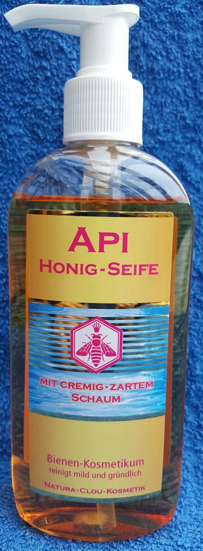 API-Honig-Seife