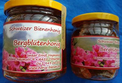 Schweizer Bergblütenhonig kaufen